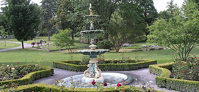 Congress Park, Saratoga Springs, N.Y.