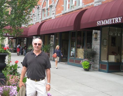 Kunstler Saratoga Springs