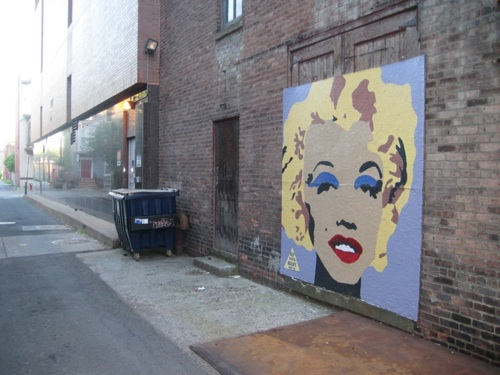 Marilyn Monroe - Up Your Alley Troy, NY
