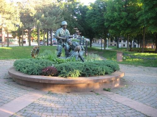 Vietnam Memorial, Troy, NY