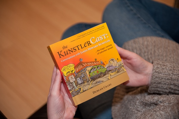 A Bite Sized KunstlerCast Book