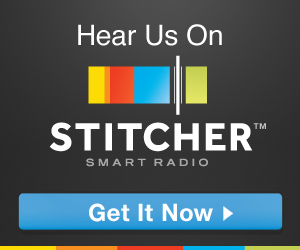 Stitcher Ad